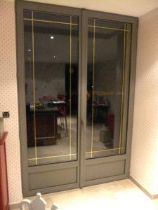 fenêtre aluminium europlast